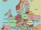 Europe Map Quiz Sheppard software Europe World Maps