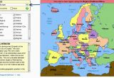 Europe Map Sheppard software Europe Map with Capitals Game