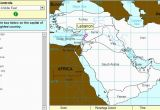 Europe Map Sheppard software Interactive Map Of Middle East Capitals Of Middle East