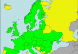 Europe Map Wiki Datei Carychium Tridentatum Presence In European Countries