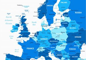 Europe Map with Countries and Capitals Names Map Of Europe Europe Map Huge Repository Of European
