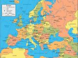 Europe Map with Latitude and Longitude 17 Actual Eastern Europe and Russia Map