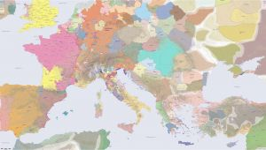Europe Map with Oceans Map Of Europe Wallpaper 56 Images