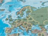 Europe Map with Seas File Physical Map Of Europe Jpg Wikimedia Commons