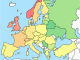 Europe Map without Names 53 Strict Map Europe No Names