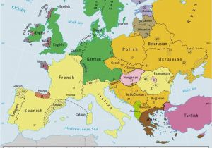 Europe Pollution Map Languages Of Europe Classification by Linguistic Family