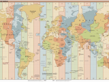 Europe Time Zones Map Time Zone Calculator
