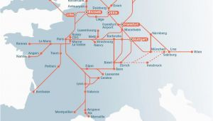 Europe Train Map High Speed Planning Your Trip by Rail In Europe