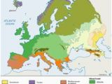 Europe Vegetation Map 106 Best Europe Images In 2018 Europe Maps Historical Maps