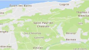 Evian France Map Saint Paul En Chablais 2019 Best Of Saint Paul En Chablais France
