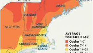 Fall Color Map New England 8 Best Autumn Foliage Maps Images In 2014 Fall Foliage Map