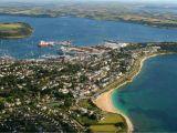 Falmouth England Map Choose An English Retreat Falmouth Cornwall City Guide