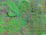 Fargo Minnesota Map north Dakota County Map