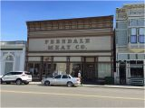 Ferndale California Map Ferndale Ca Main Street Picture Of Redwood Suites Ferndale