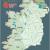 Ferries to Ireland Map Wild atlantic Way Map Ireland Ireland Map Ireland