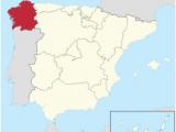 Ferrol Spain Map Galicia Spain Wikivisually
