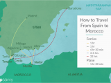 Ferry Ports France Map top Tips On How to Get to Morocco From Spain