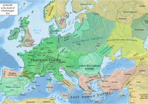 Feudal Europe Map Early Middle Ages Wikipedia