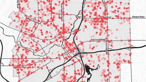 Flint Michigan Zip Code Map the Calls Left Unanswered Memo Random Medium