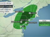 Flood Zone Maps California Wet Weather to Perpetuate Flood Threat In the northeast Early This