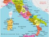 Florence Italy On A Map 31 Best Italy Map Images Map Of Italy Cards Drake