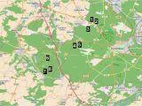 Fontainebleau France Map Bouldern In Fontainebleau Geschichte Tipps Infos