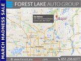 Forest Lake Minnesota Map 2018 Jeep Wrangler Jk for Sale In forest Lake Mn 1c4hjweg5jl893677