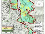 Forest Service Maps oregon Willamette National forest Fire Management