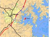 Forsyth County Georgia Map Map Of forsyth County Nc Inspirational Zip Code Cumming Georgia
