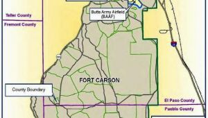 Fort Carson Colorado Map fort Carson Co Pcsing Moving to Colorado Springs Map Email Me to