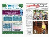 Fowlerville Michigan Map Fowlerville News Views Online August 2 2015 by Steve Horton issuu