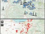 Fracking In Ohio Map 85 Best Fracking Images Anti Fracking Air Pollution America