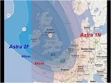 France & Spain Map Videos Matching Lost Of Bbc Channel On astra 2e Amp