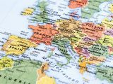 France and Surrounding Countries Map northern Europe Cruise Maps