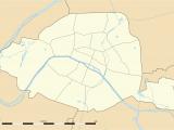 France Arrondissements Map Maps Of Paris Wikimedia Commons