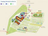 France Campsites Map Camping Domaine De Bel Air France Vacansoleil Uk