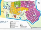 France Campsites Map Camping Marina D Erba Rossa France Vacansoleil Uk