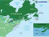France Location On World Map St Pierre Miquelon Current French Territories In north