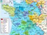 France Map for Kids France Facts for Kids