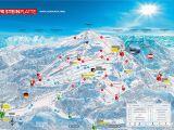 France Ski Resort Map Trail Map Steinplatte Winklmoosalm Waidring Reit Im Winkl