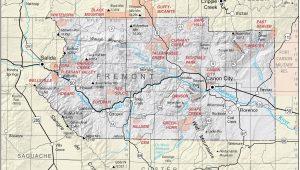 Fremont County Colorado Map Fremont County Colorado Map Unique Fault Archives Colorado