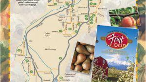 Fruit Loop oregon Map Marchesi Vineyards Winery Hood River oregon Weddings events
