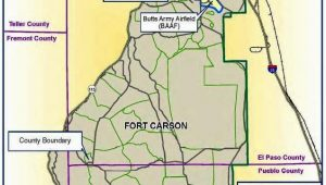 Ft Carson Colorado Map fort Carson Co Pcsing Moving to Colorado Springs Map Email Me to