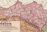Galicia Eastern Europe Map Galicia Eastern Europe Wikiwand