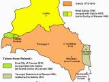 Galicia Eastern Europe Map Historical Maps Of Galicia 1775 1918 forgotten Galicia