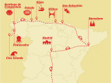 Garabandal Spain Map the Ultimate Road Trip In Spain Your Stop by Stop Guide