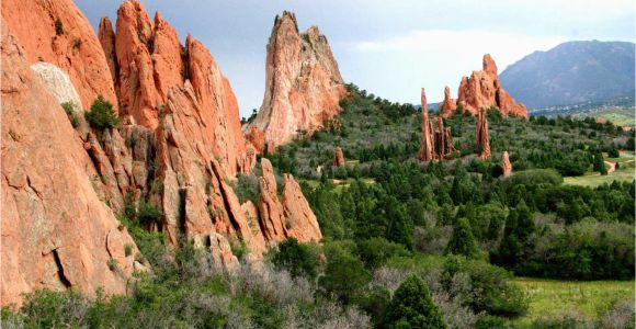 Garden Of the Gods Colorado Springs Map Colorado Springs Garden Of the Gods Activities Colorado Com