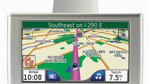 Garmin Gps with Canada Maps Nuvi 670 Garmin