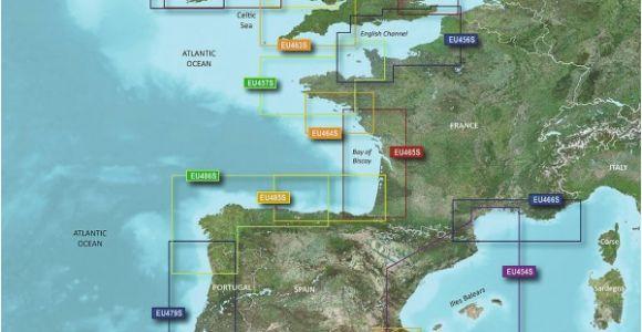 Garmin Ireland Map Garmin G2 Vision Bluechart Modul Veu484s Ireland north