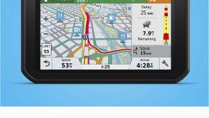 Garmin Maps Canada Free Download Garmin Da Zl 780 Lmt S Gps Truck Navigator 010 01855 00